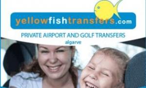 Yellow Fish Transfers, Algarve
