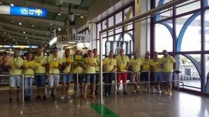 Yellow fish Transfers Faro Airport, Algarve