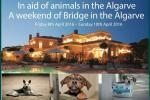 A Weekend of Bridge in aid of SOS Algarve Animals