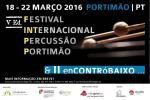 International Festival of Percussion in Portimão