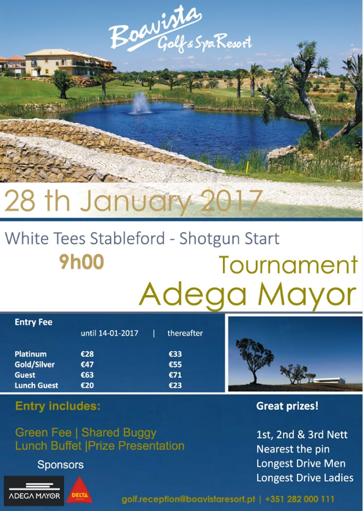 Adega Mayor Golf Tournament
