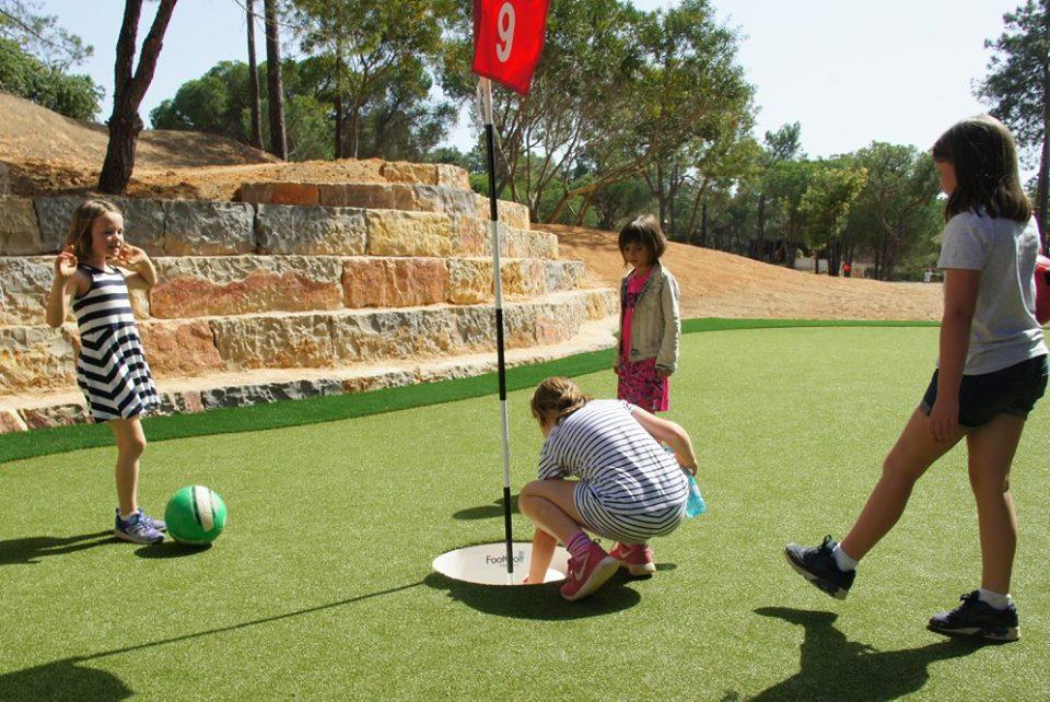 Algarve Footgolf open for 2017