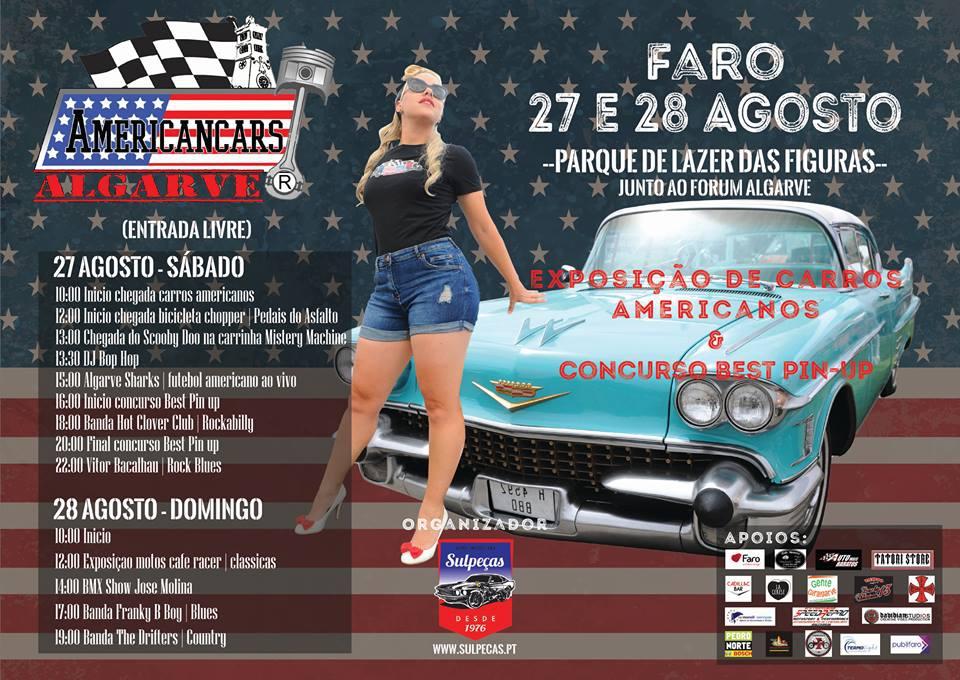 Americancars Algarve Show