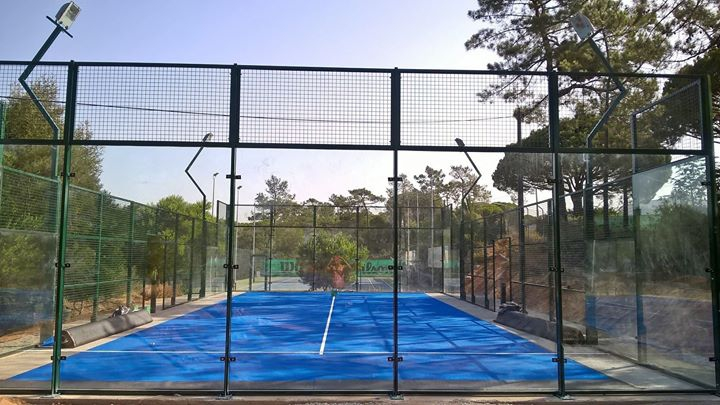 ATF Mix-Doubles Padel Court-Warming Party w/BBQ