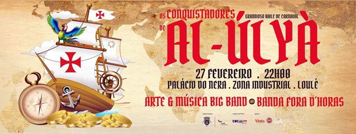 """Baile de Carnaval """"Os Conquistadores de Al-úly? """""""