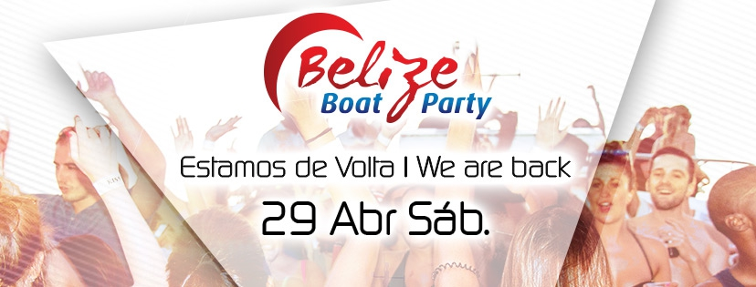 Belize Boat Parties are back for 2017