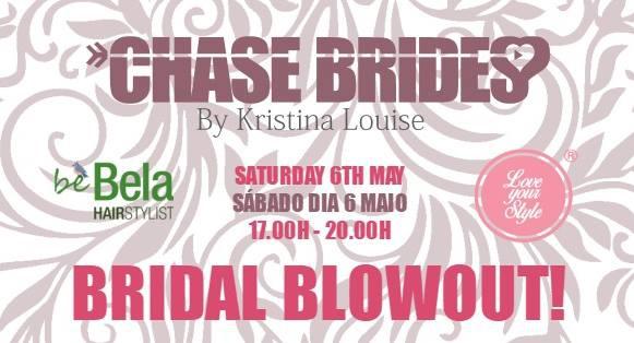 Bridal Blowout!