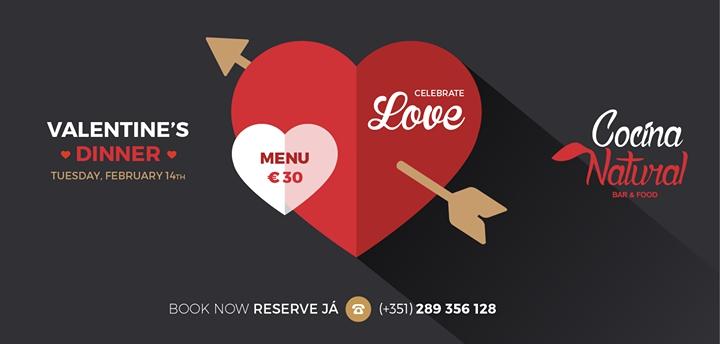 Celebrate Love at Cocina Natural