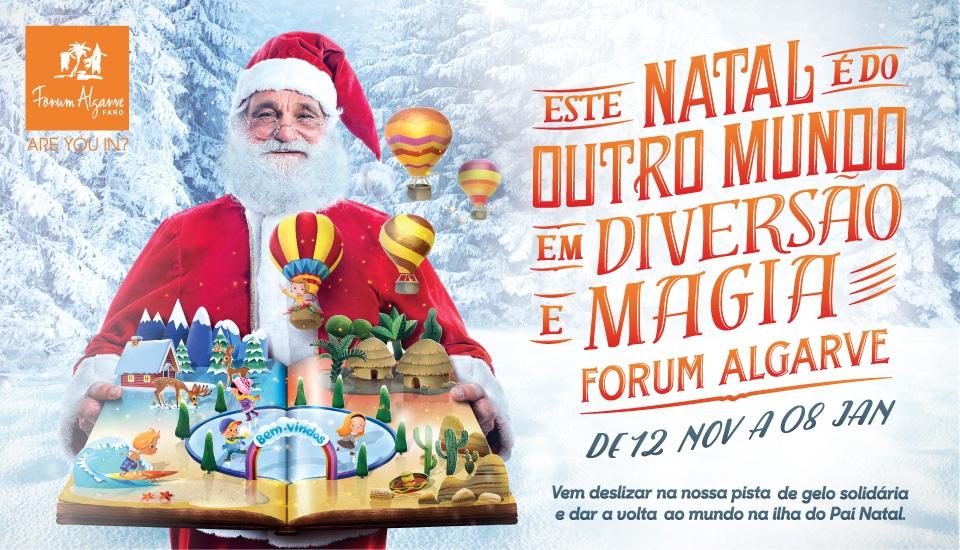 Christmas at Forum Algarve
