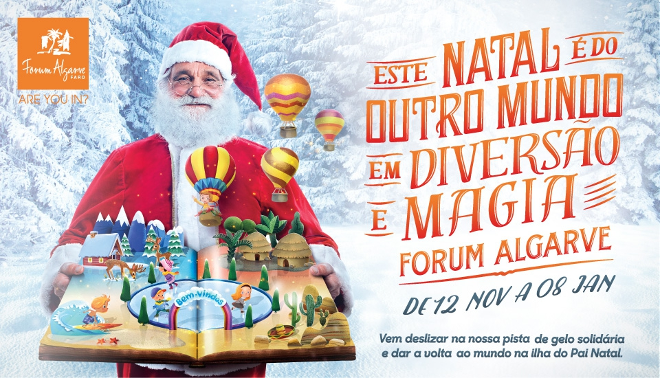 Christmas at Forum Algarve