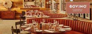 Christmas Night Dinner at Bovino Steakhouse