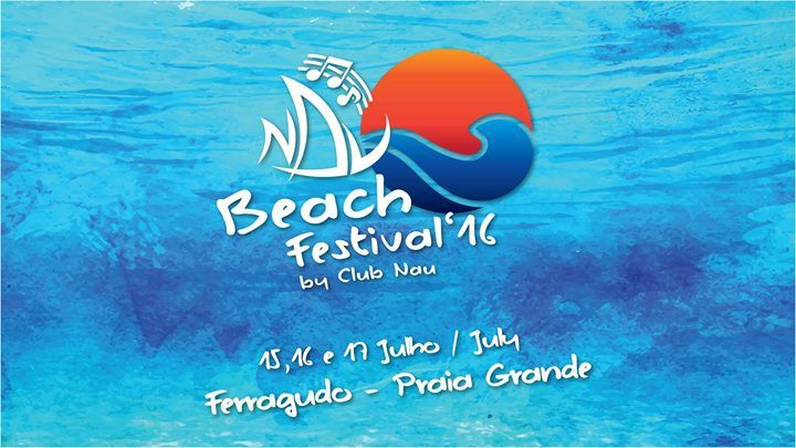 CLUB NAU Beach Festival 2016