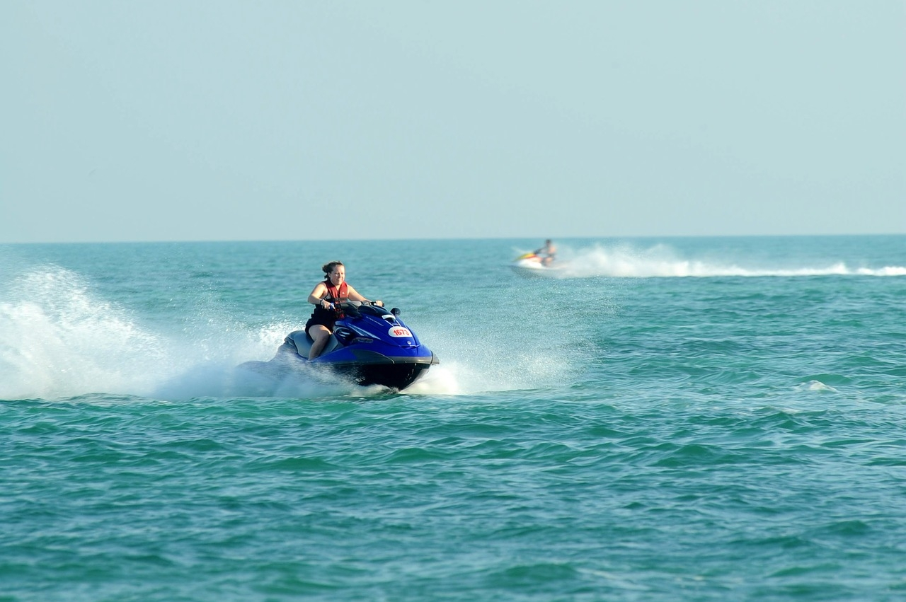 Discover the Smugglers' Route by Jet Ski