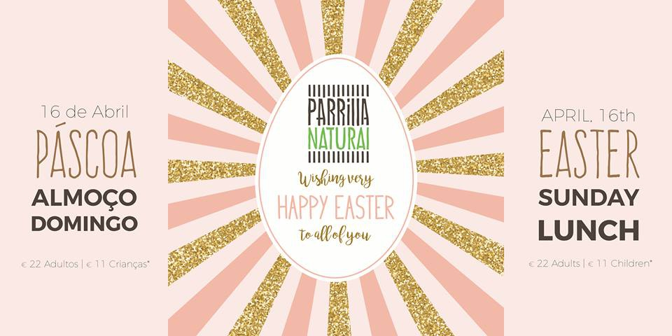 Easter Sunday Lunch at Parrilla Natural