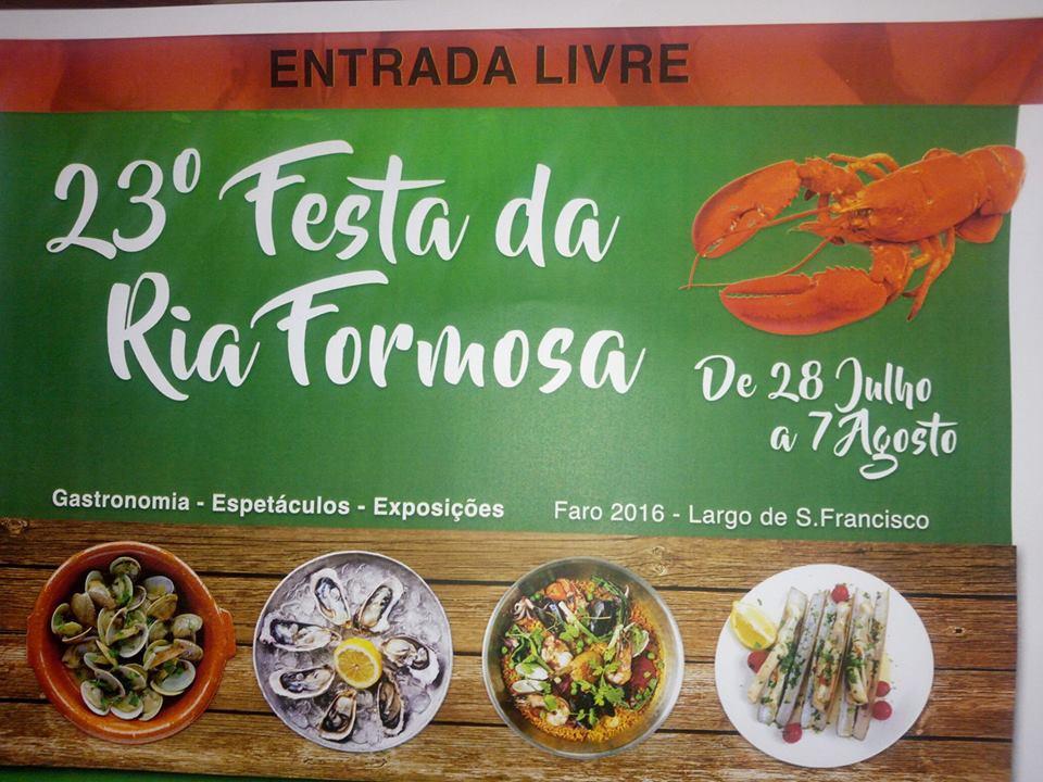 Festa da Ria Formosa