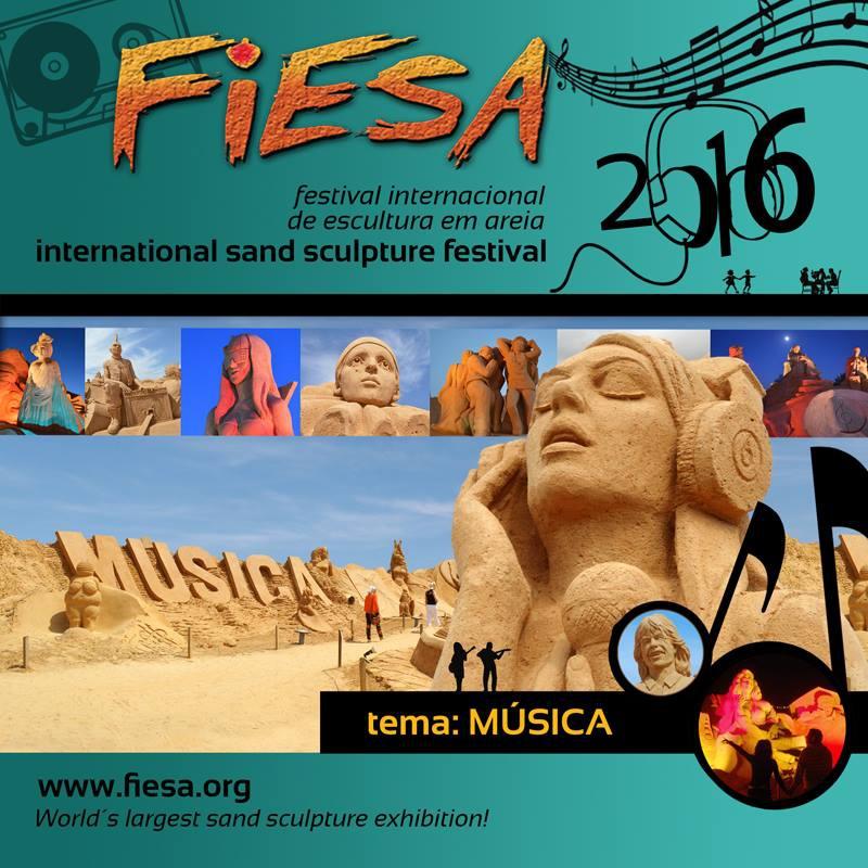 FIESA - 14th International Sand Scuplture Exhibition