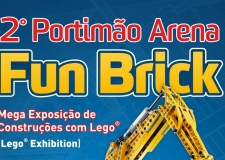 Fun Brick Lego Exhibition
