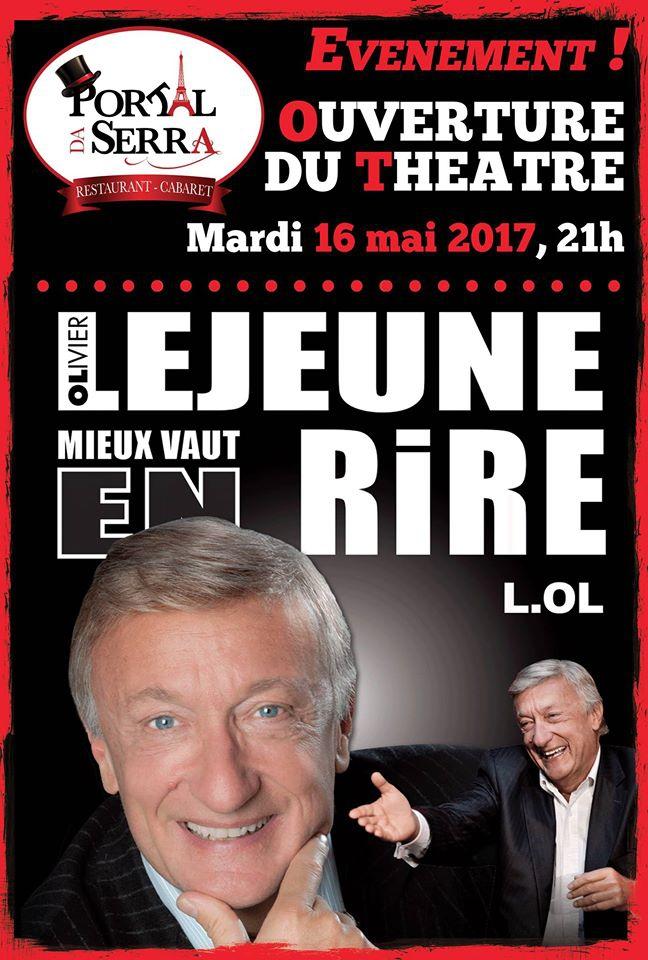 Grand Opening Night at Portal da Serra Theatre