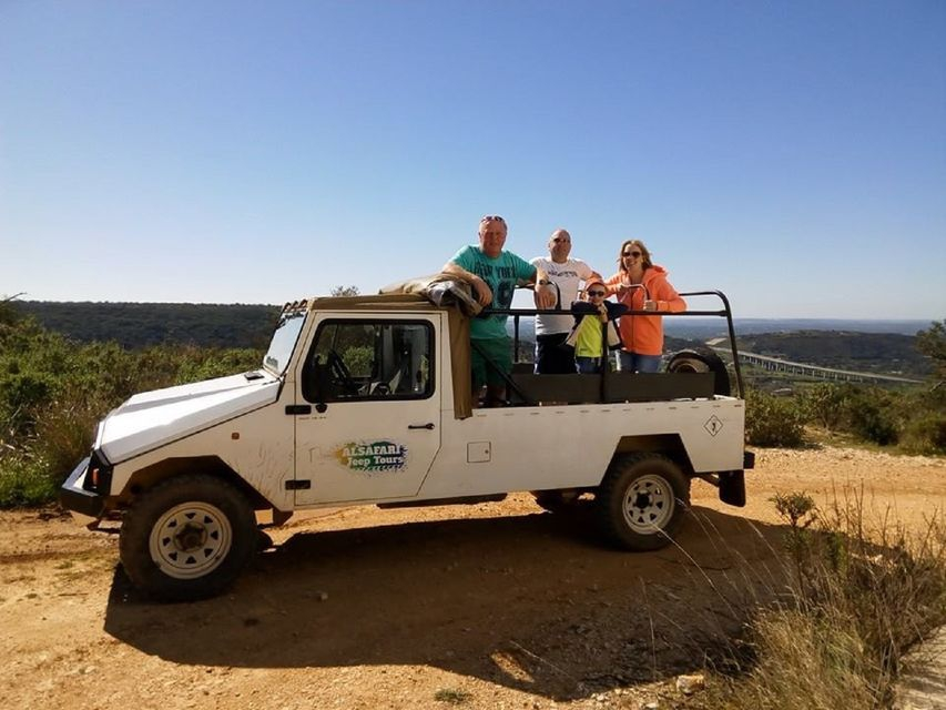 Half Day Jeep Safari Tour