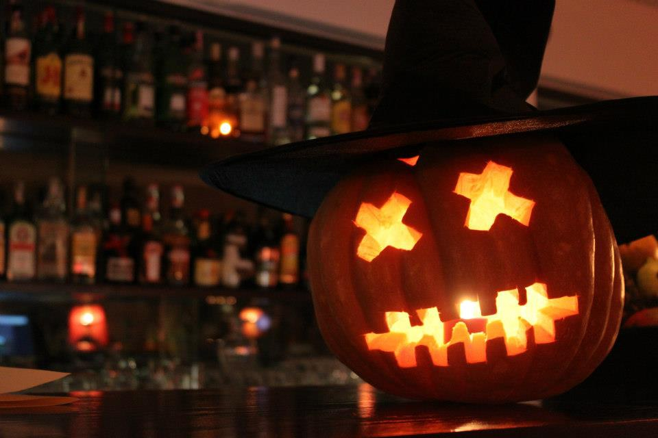 Halloween at Parrilla Natural