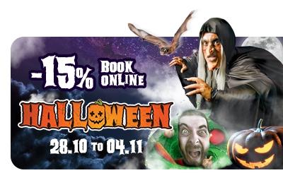 Halloween at Zoomarine
