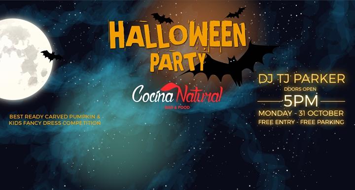 Halloween Party   Cocina Natural