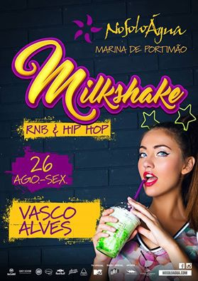 MilkShake at NoSoloAgua