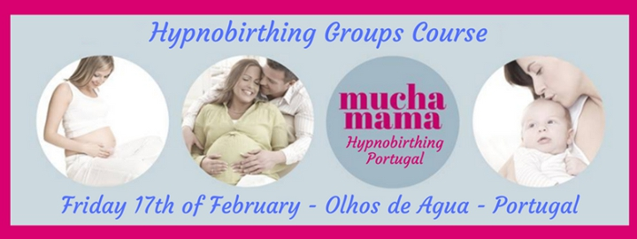 Mucha Mama Hypnobirthing Groups Course Portugal