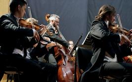 Orquestra Clássica do Sul at TEMPO