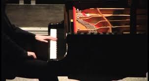 Pianist Lucjan Luc in Tavira