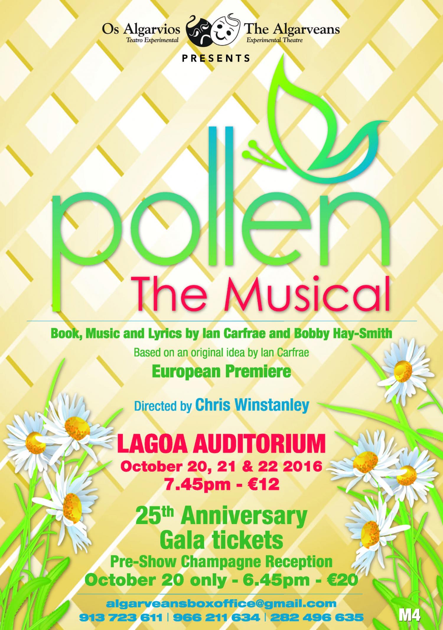 Pollen - the Musical