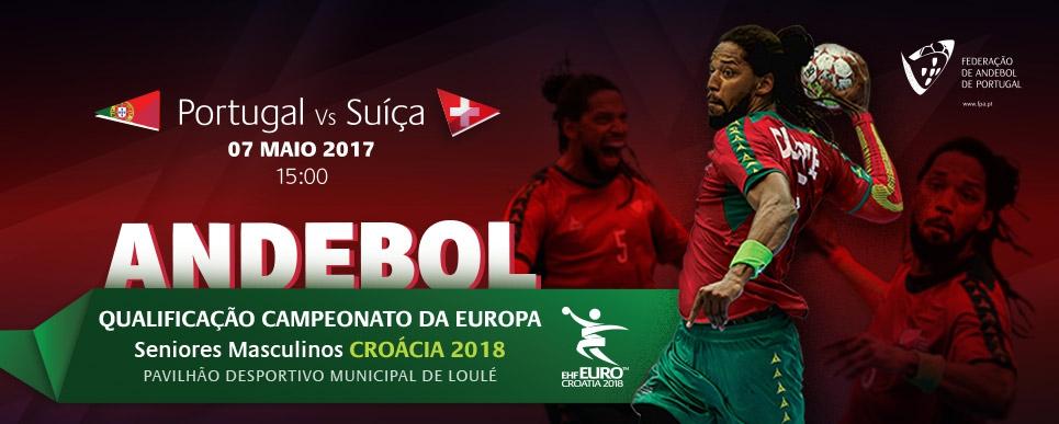 Portugal v Switzerland - Handball