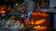 Special Halloween Bovino Sunday Club BBQ