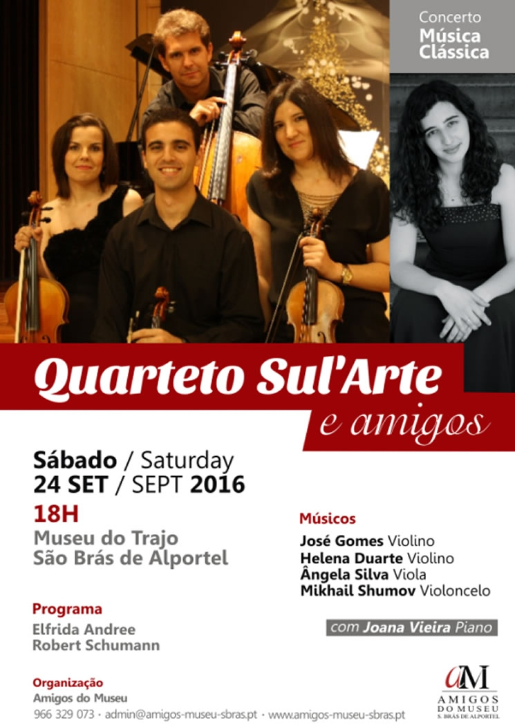 Sul' Arte & Friends - Classic Concert