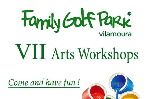 Summer Art Workshops at Family Golf Park