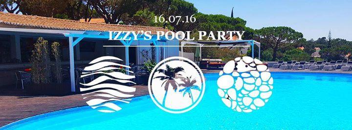 Sundown Presents: Izzy's Pool Party
