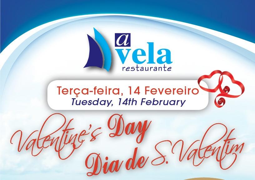 Valentine's Dinner at A Vela Restaurant