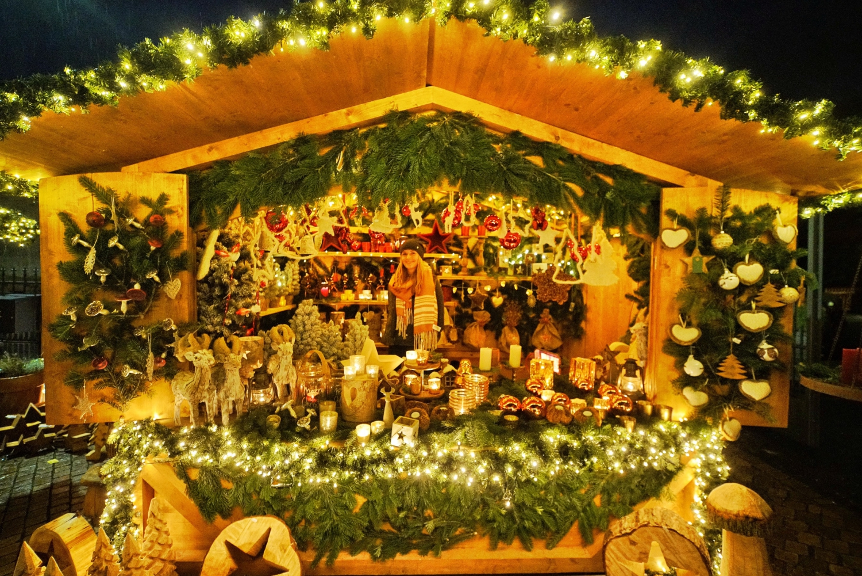 VILA VITA Christmas Market at the Biergarten