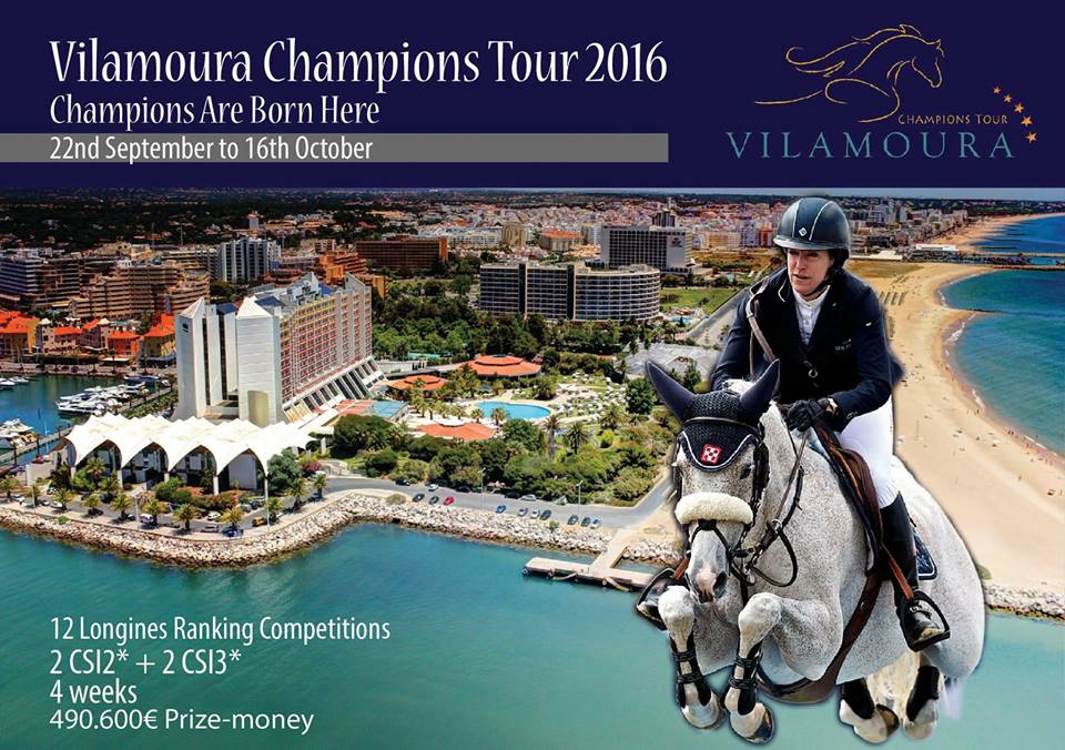 Vilamoura Champions Tour 2016