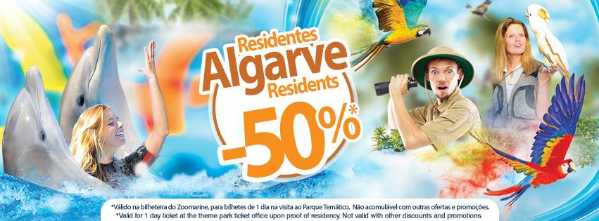 Zoomarine Resident Discount Offer