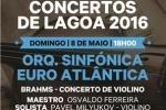 Orquestra Euro Atlântica - Brahm's Violin Concerto - Lagoa