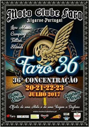 36th Meeting of the Moto Clube de Faro