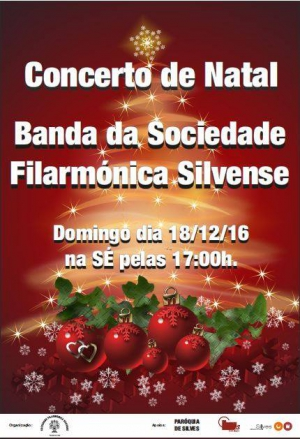 Christmas Concert - Silves Cathedral