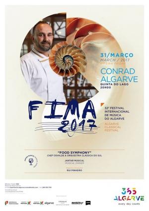 Food Symphony - by Chef Osvalde & Orquestra Clássica do Sul