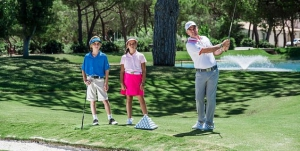 Junior Camps at Paul McGinley Academy