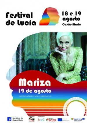 Lucia Festival with Mariza Concert