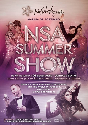 NoSoloÁgua Summer Show 2017