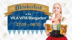 Oktoberfest at Vila Vita Biergarten