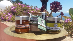 Organic Delights at Vivenda Miranda