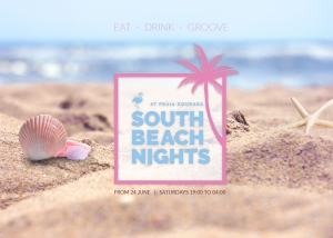 South Beach Nights at Praia Dourada